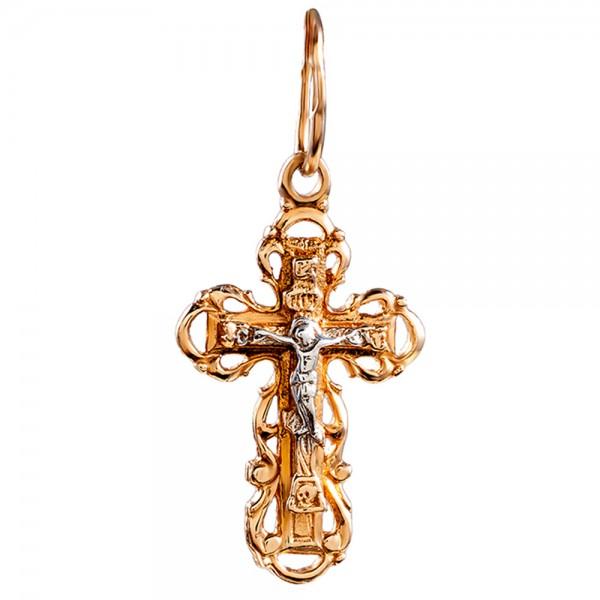 Золотой крестик 1Х103