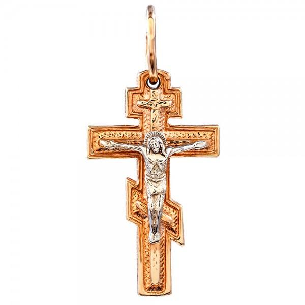 Золотой крестик 1Х115