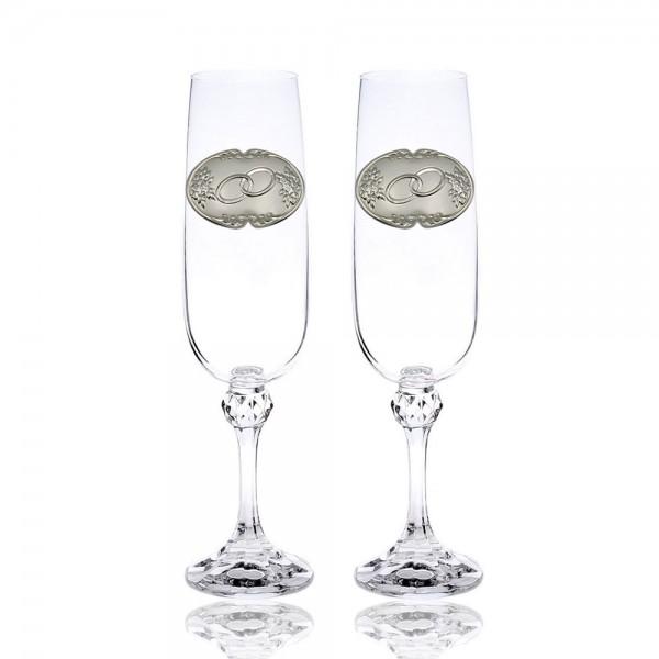 Бокалы для шампанского 4Julia В552