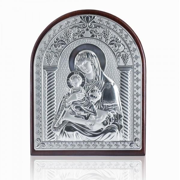 Икона Матерь Божья 4B316 20*25 см