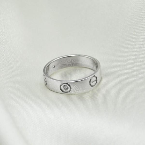 Кольцо золотое с бриллиантами 3К136Дбр