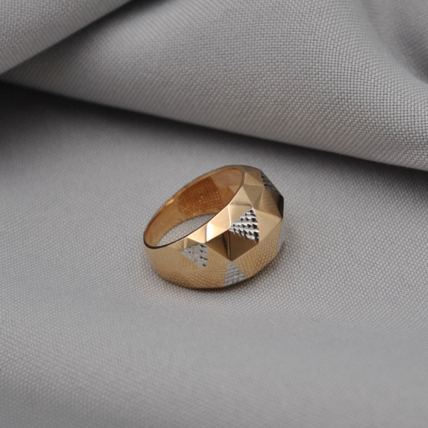 Перстень золотой 1А3/206366