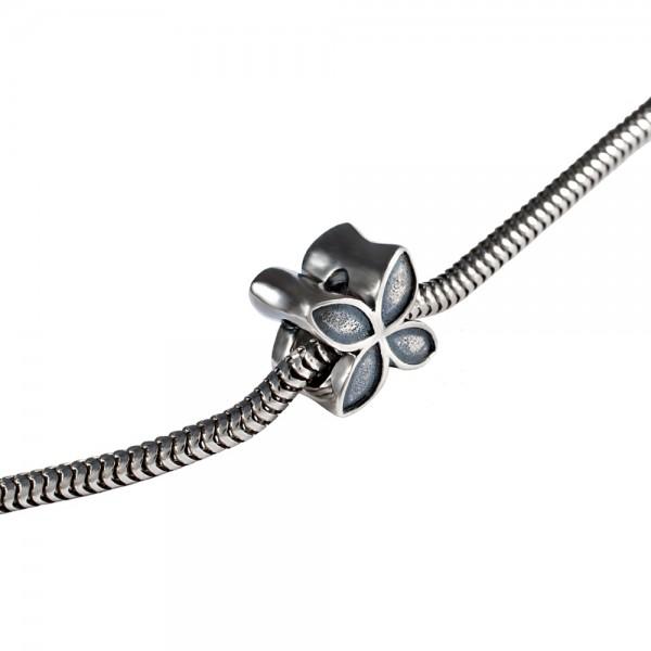 Подвеска серебряная шарм 2ПП005