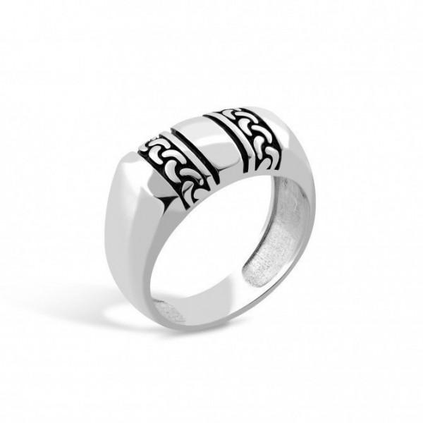 Кольцо серебряное 2_548К
