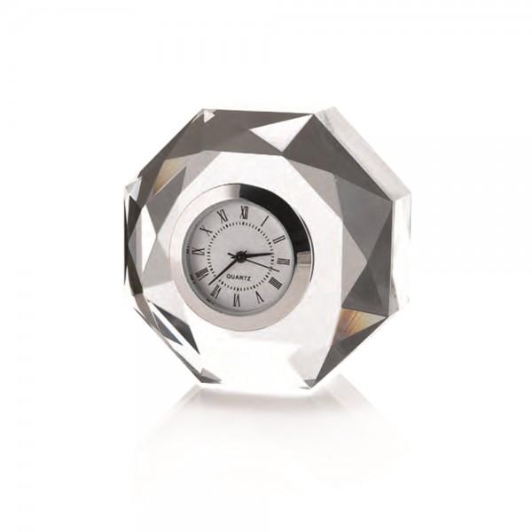 Часы с серебряной вставкой 12605