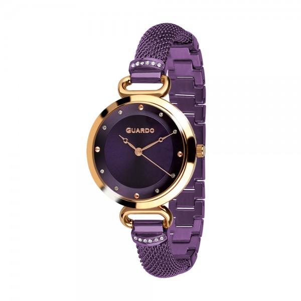 Часы Guardo T01059-7 (m.RgPrPr)