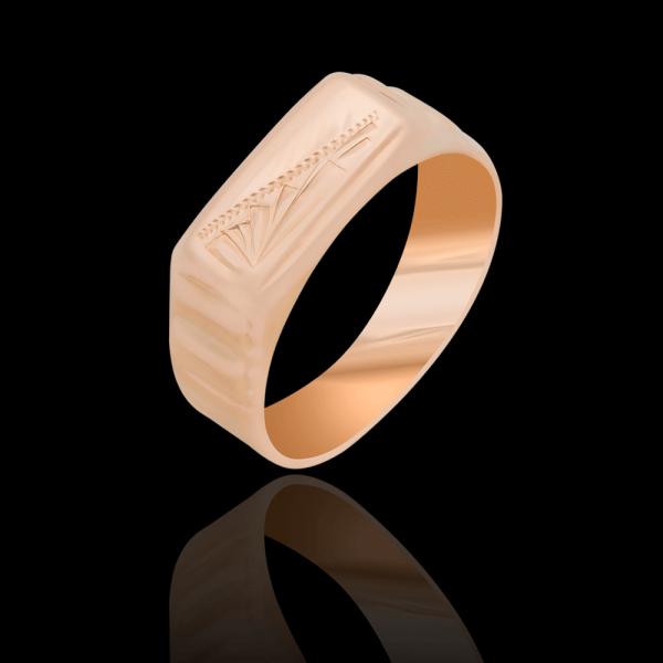 Перстень золотой 1_18042